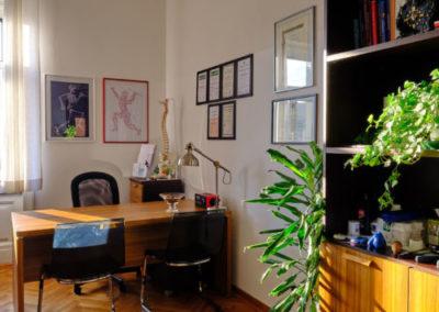 ambulatorio fisioterapico Studio Libra Trieste