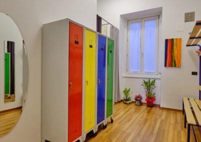Spogliatoio Studio Libra